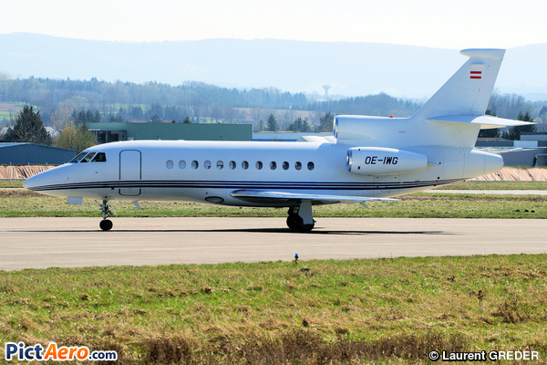 Dassault Falcon 900EX (International Jet Management)
