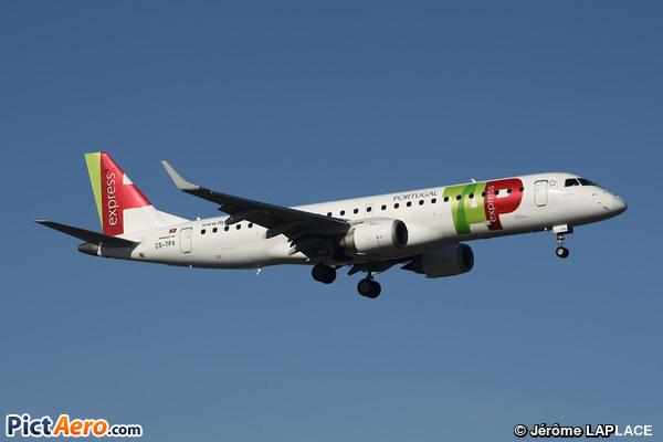 Embraer ERJ-190LR (ERJ-190-100LR) (PGA Portugália Airlines)