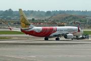 Boeing 737-86N/WL (VT-GHK)