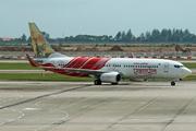 Boeing 737-8HG/WL (VT-AXW)