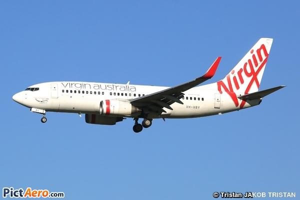 Boeing 737-7FE (Virgin Australia)
