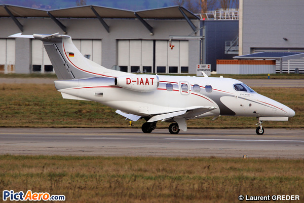 Embraer 500 Phenom 100 (Arcus Executive Aviation)