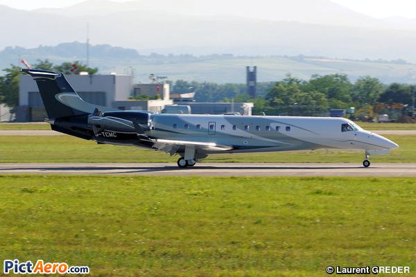 Embraer ERJ-135BJ Legacy 650 (London Executive Aviation)