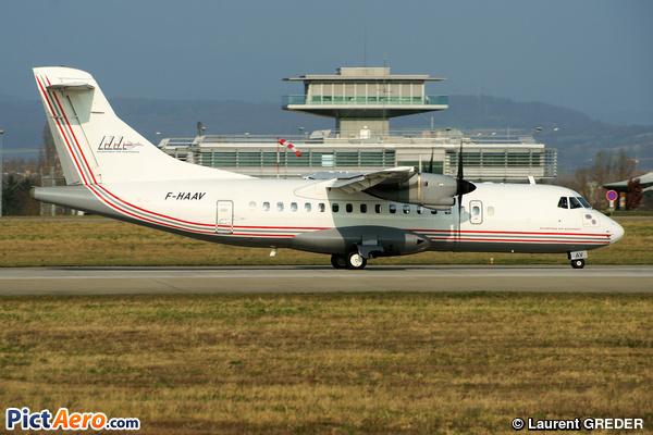 ATR 42-320 (Atlantique Air Assistance)