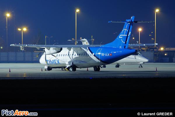 ATR 42-500 (Zimex Aviation)