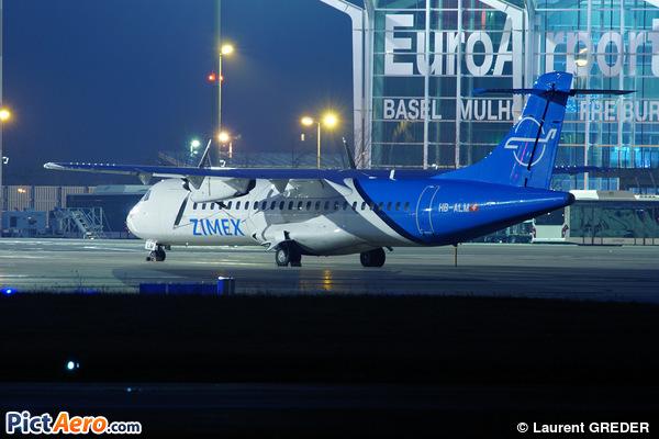 ATR 72-202F (Zimex Aviation)