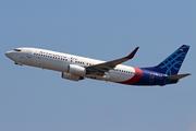 Boeing 737-81Q/WL (PK-CLQ)