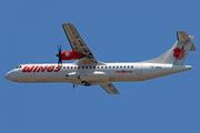 ATR 72-600 (PK-WHO)