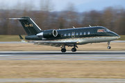 Canadair CL-600-2B16 Challenger 604 (OH-WII)
