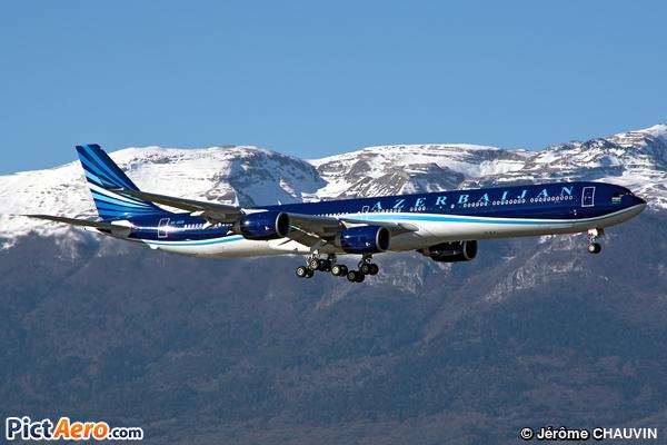 Airbus A340-642 (Azerbaijan Airlines)