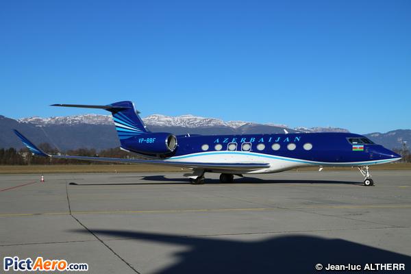Gulfstream G650 (ESW-Business Aviation)