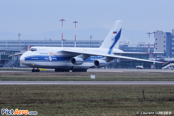 Antonov An-124-100 (Volga Dnepr Airlines)