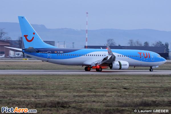 Boeing 737-86J/WL (TUIfly)