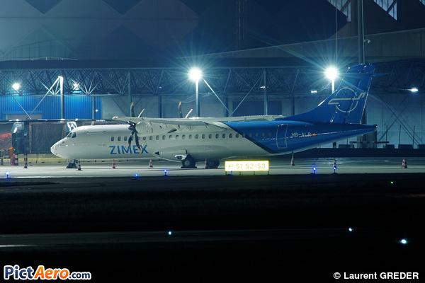 ATR 72-212A  (Zimex Aviation)