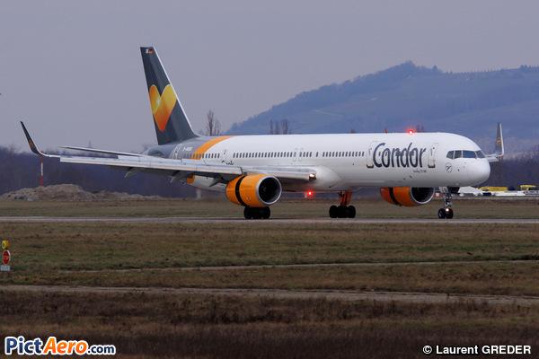 Boeing 757-330/WL (Condor)