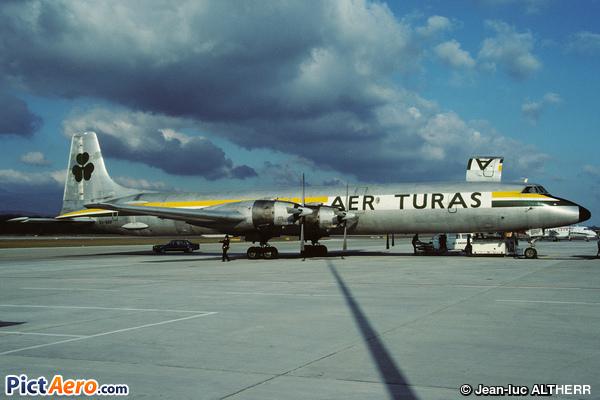 Canadair CL-44J (Aer Turas)
