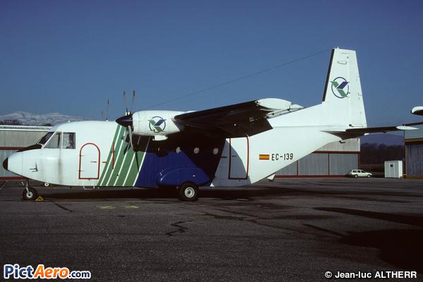 CASA C-212-100 Aviocar (Air Cargo Spain)