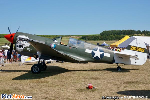 Curtiss P-40-N-5-CU Kittyhawk (SNC Société de Développement et de Promotion de l'Aviation (SDPA))