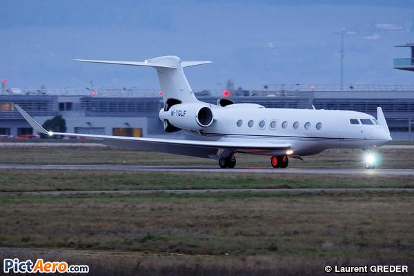 Gulfstream G650 (TAG Aviation (UK))