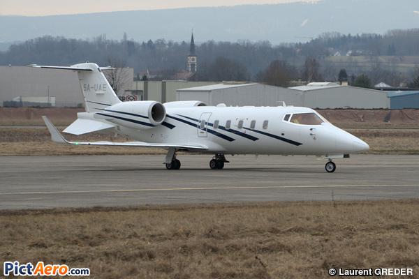 Learjet 60 (United Aviation)