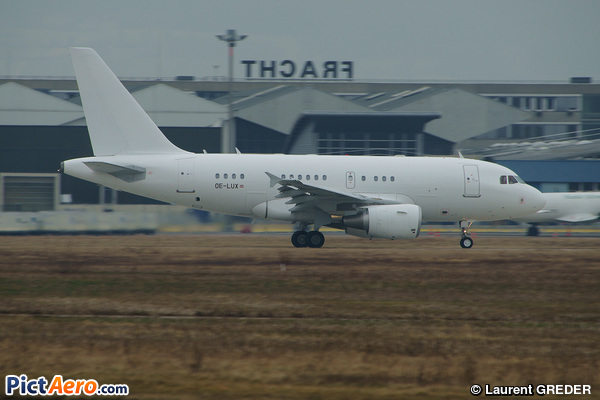 Airbus A318-112/CJ Elite (Tyrolean Jet Services)
