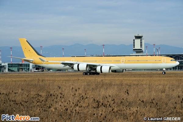 Airbus A340-642X (Jordan - Government)