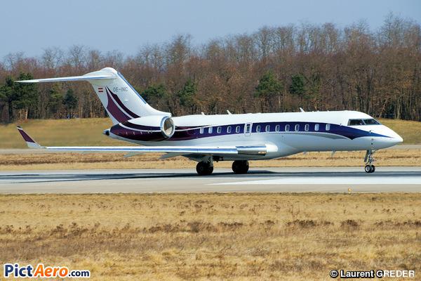 Bombardier BD-700-1A11 Global 5000 (Global Jet Austria)
