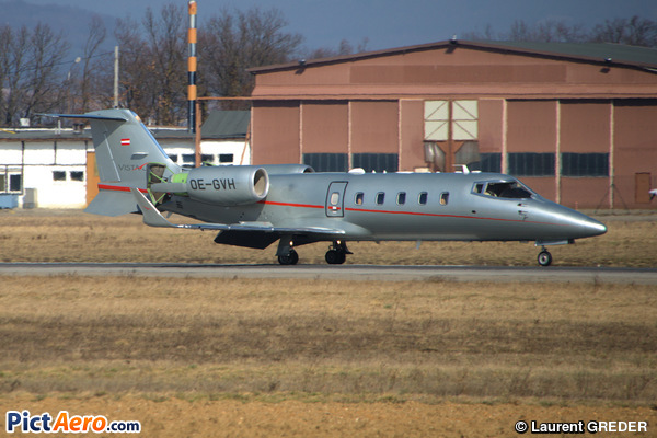Learjet 60 (VistaJet)
