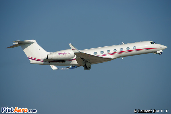 Gulfstream Aerospace G-V Gulfstream G-VSP (Wells Fargo Bank Northwest NA Trustee)