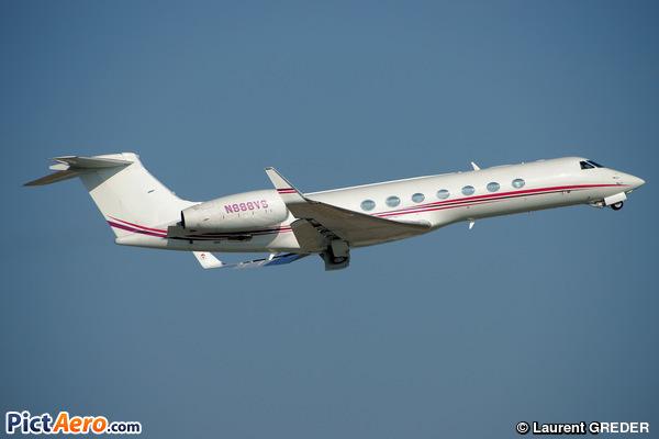 Gulfstream Aerospace G-V Gulfstream G-VSP (Wells Fargo Bank Northwest NA Trustee)