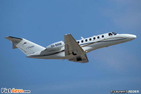 Cessna 525B Citation CJ3 (Linxair)