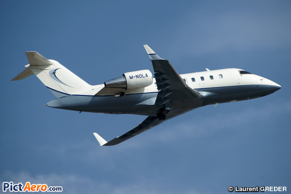 Canadair CL-600-2B16 Challenger 605 (Untitled / Unknown)