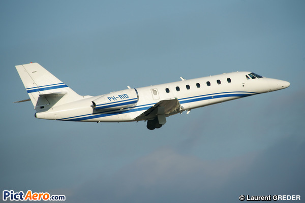 Cessna 680 Citation Sovereign (Cartier Europe)