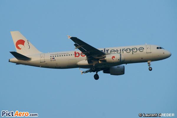 Airbus A320-214 (Belle Air Europe)