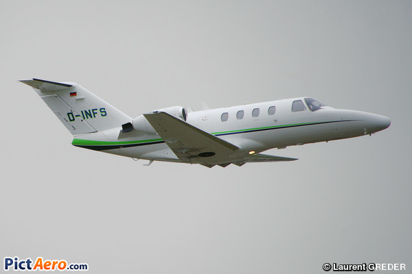 Cessna 525 CitationJet CJ1 (Biz Air)