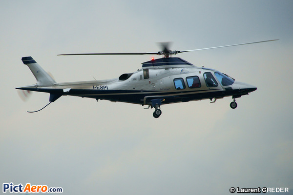 Agusta A-109S Grand (Private)