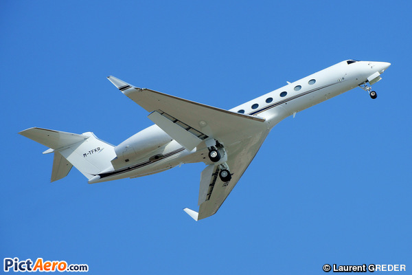 Gulfstream Aerospace G-550 (G-V-SP) (TAG Aviation)