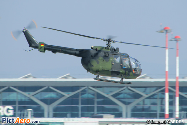 MBB BO-105P (PAH-1) (Germany - Army)