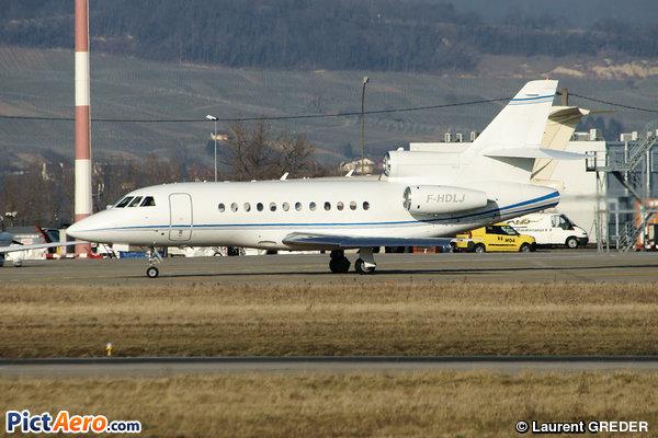 Dassault Falcon 900EX (Private / Privé)