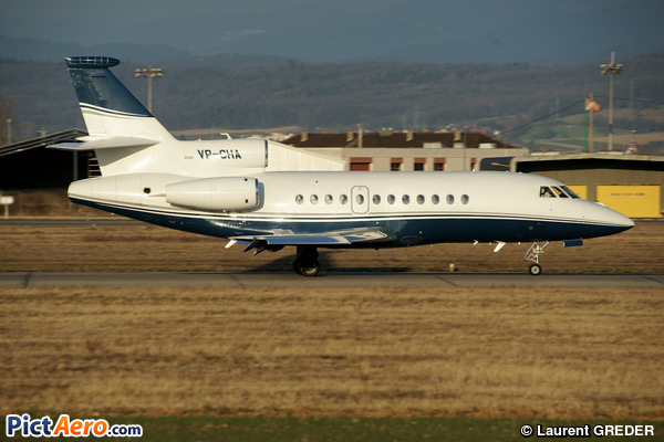 Dassault Falcon 900DX (Sublime Holding)