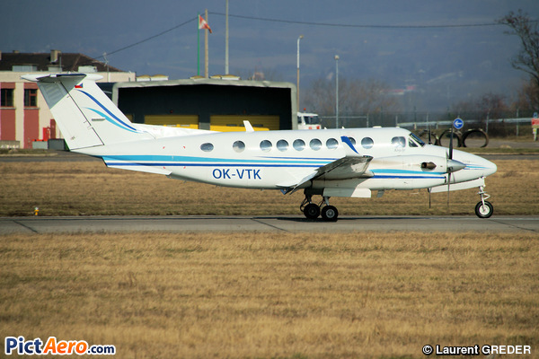 Beechcraft Super King Air 350 (Time Air )