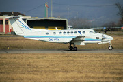 Beechcraft Super King Air 350 (OK-VTK)