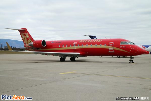 Bombardier CRJ-100ER (Rusline)