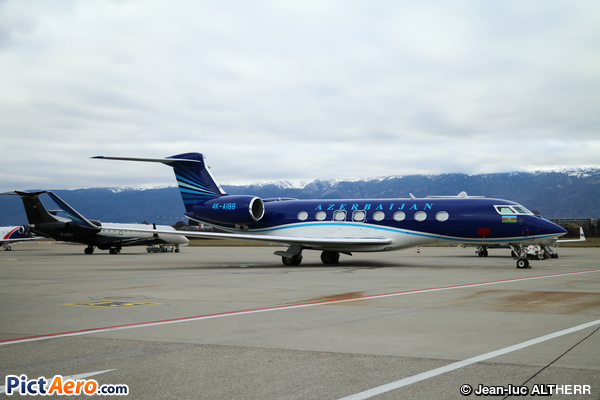 Gulfstream G650 (Azerbaijan - Government)