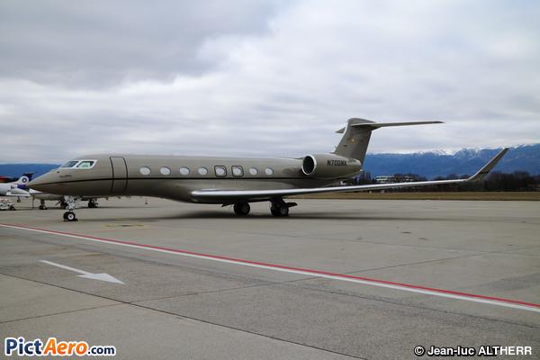 Gulfstream G650ER (Wilmington Trust Co Trustee)
