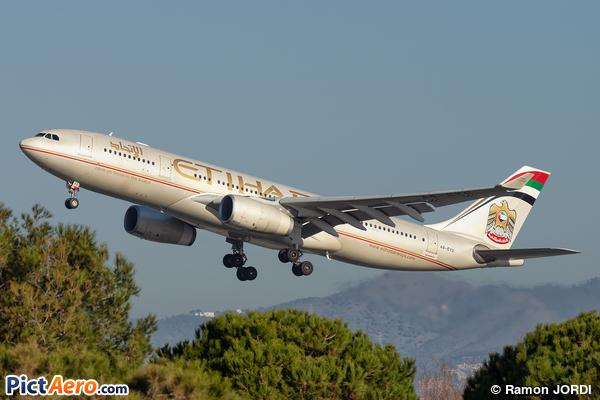 Airbus A330-243 (Etihad Airways)