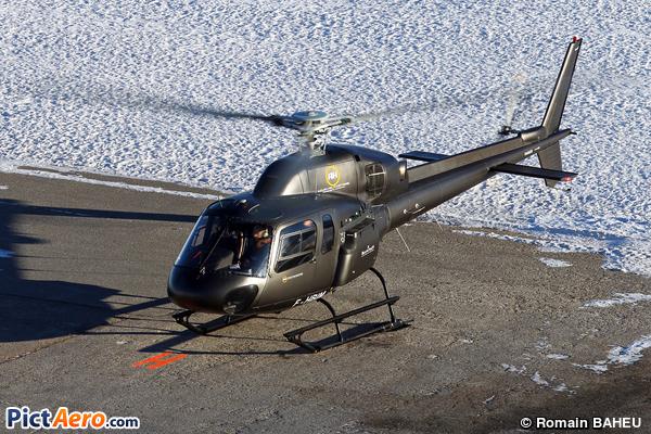 Aérospatiale AS-355N Ecureuil 2 (Azur Hélicoptère SARL)
