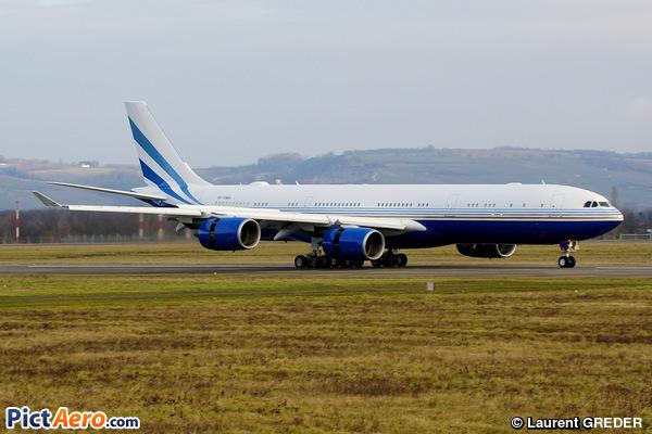 Airbus A340-541 (Las Vegas Sands Corp)