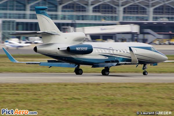 Dassault Falcon 900DX (Dynamic Aviation)