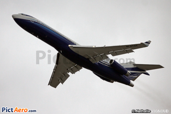 Boeing 727-2X8/Adv (Starling Aviation)